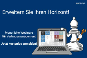 Vertragsmanagement Webinare